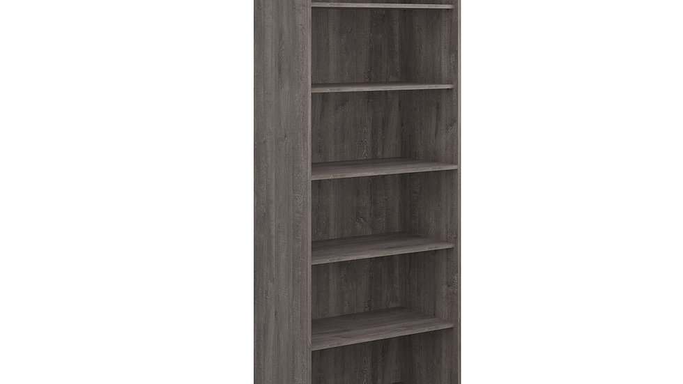 2140mm high Storage Range Bookcase with 5 shelves