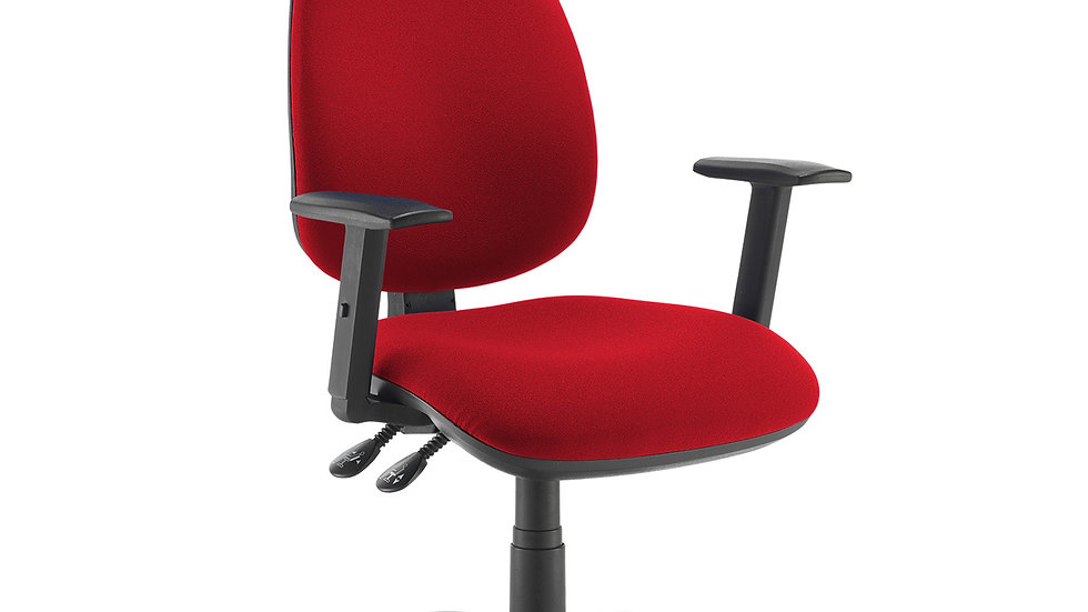 Jota high back operator chair - 4 colours available