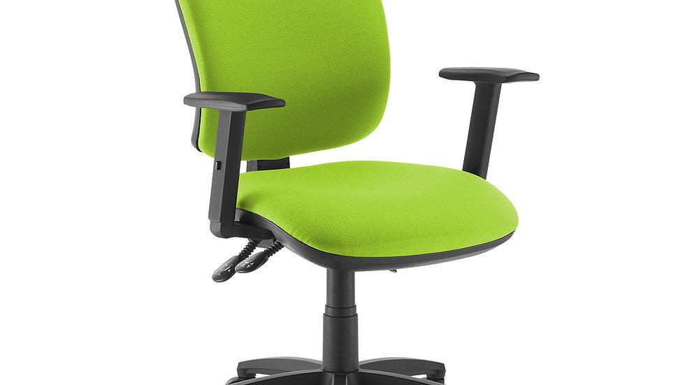 Senza high back Asynchro chair - 4 colours available