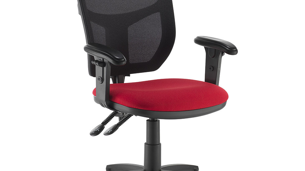 AH Mesh Chair with adjustable arms