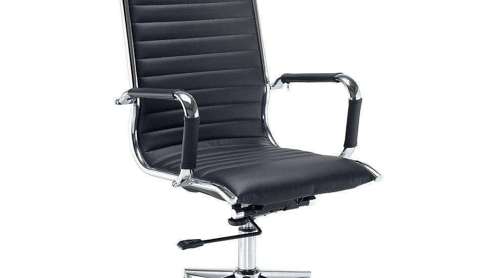 Classic high back executive chair