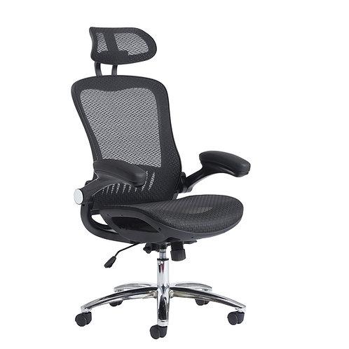 The Curve ergonomic executive chair
