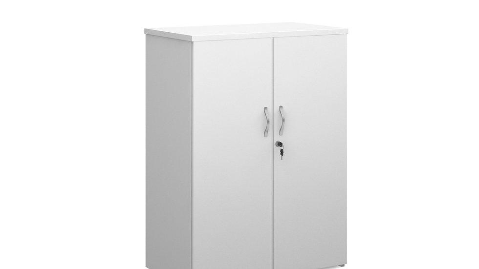 1090 mm high Storage Range Cupboard with 2 shelves