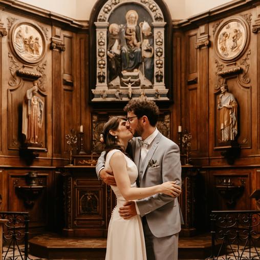 Marine & Théo - Se marier en Franche-Comté (Mariage)