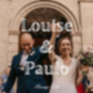 Louise & Paulo
