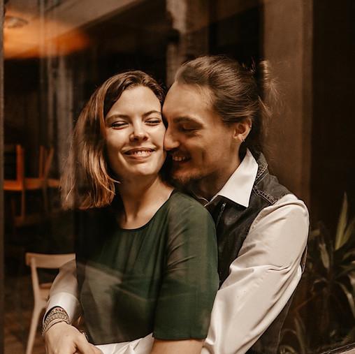 Erwan & Maëva - L'importance des photos à deux (Shooting portrait de Couple)