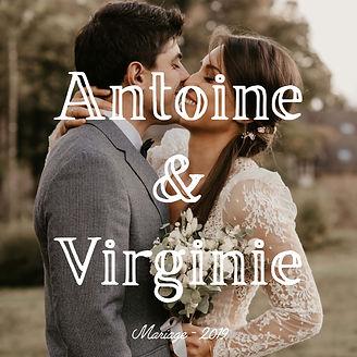 Antoine & Virginie