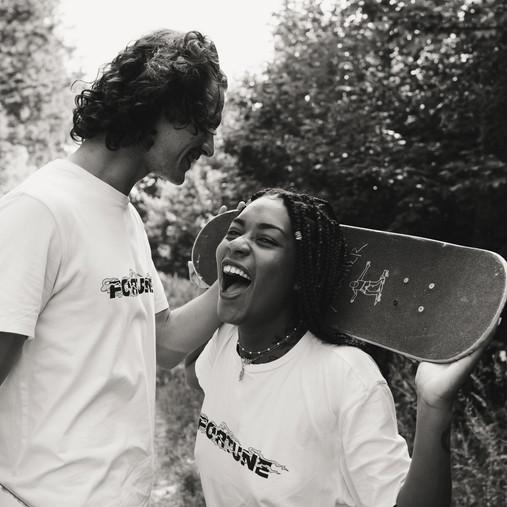 Shaïna & Simon - Faire un shooting photo qui vous correspond (Portrait Couple)
