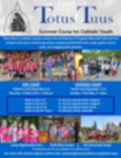 Totus Tuus Camp Poster 2019 finalized.jp