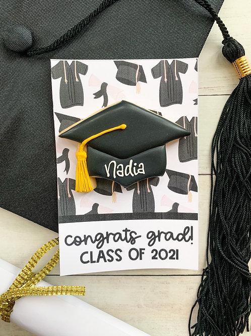 Customizable Graduation Cap