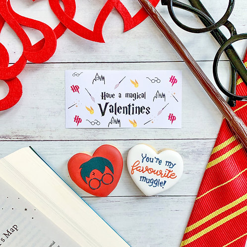 Have A Magical Valentines - HP Mini Set