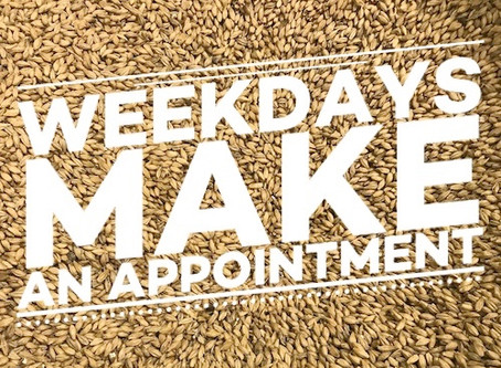 Weekday Appointments
