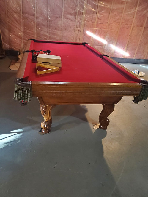 4x8 Canadian Billiards