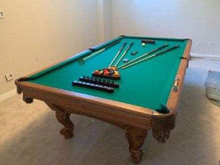 4x8 Canada Billiards