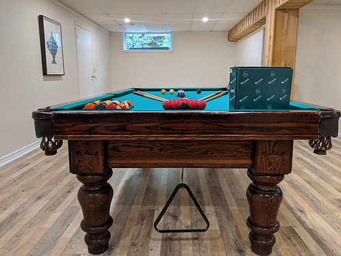 4.5x9 Ricks Billiards