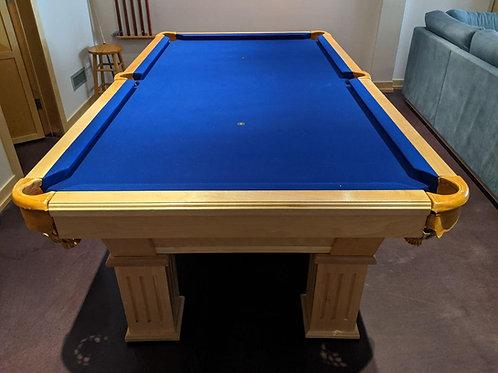 4x8 Ricks Billiards