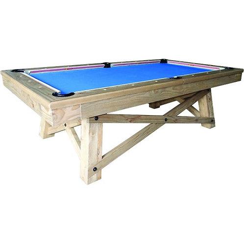 Aspen 8′ Pool Table