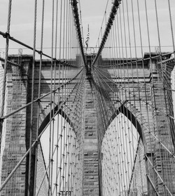 brooklyn bridge - two bridges