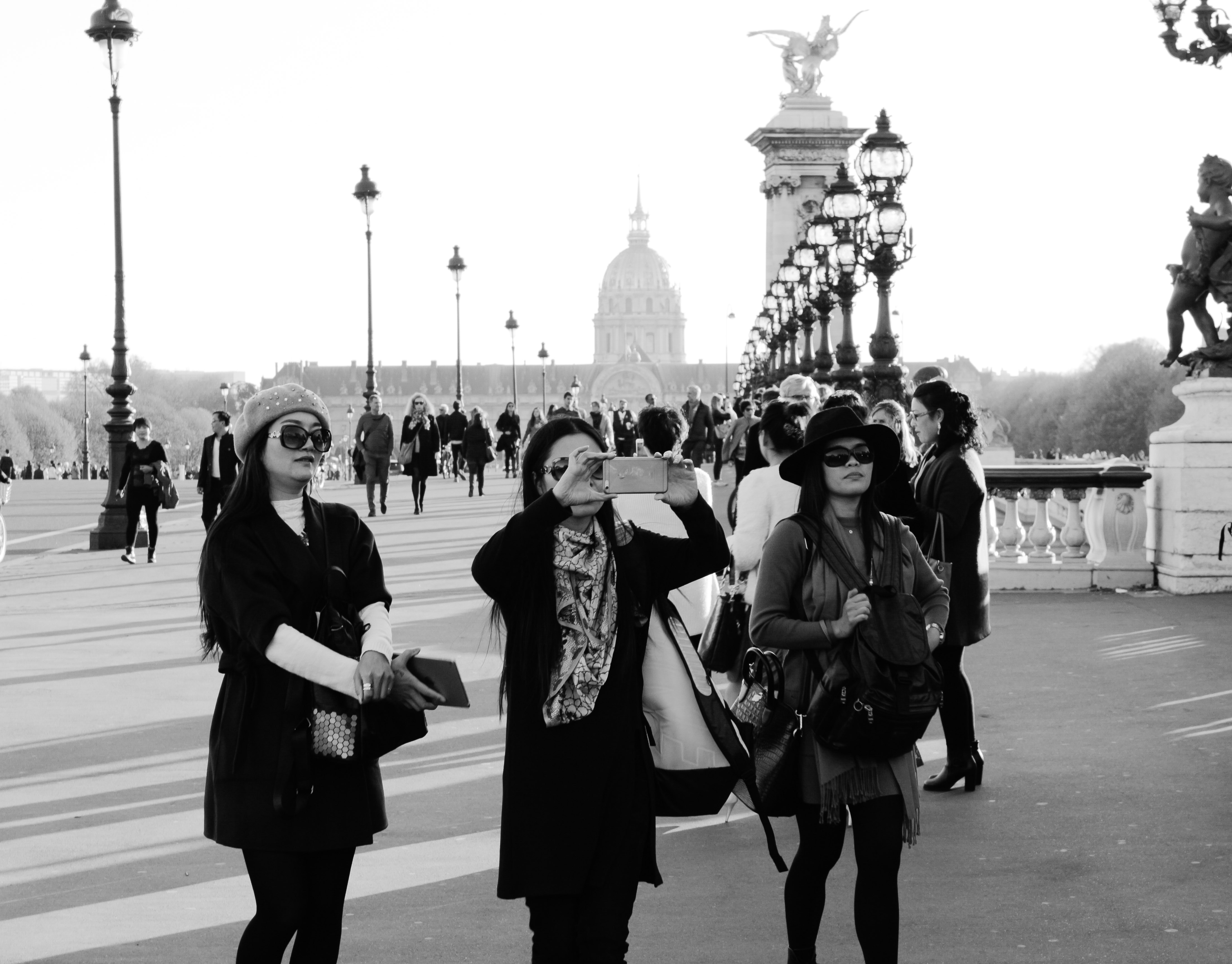 pont des invalides - 2015