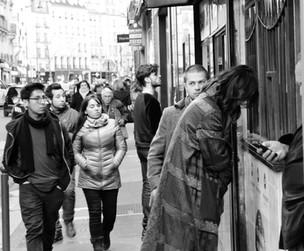 paris - 6. arrondissement - rue du four