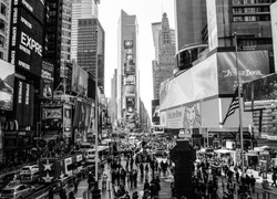 times square - theater district