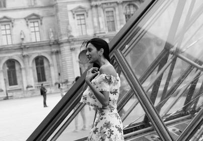 paris - 1. arrondissement - pyramide du louvre