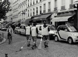 rue des abessess - 2015