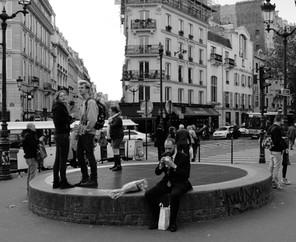 paris - 9. arrondissement - place blanche