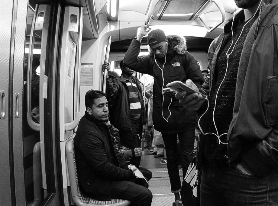 metro ligne 2 - 2015