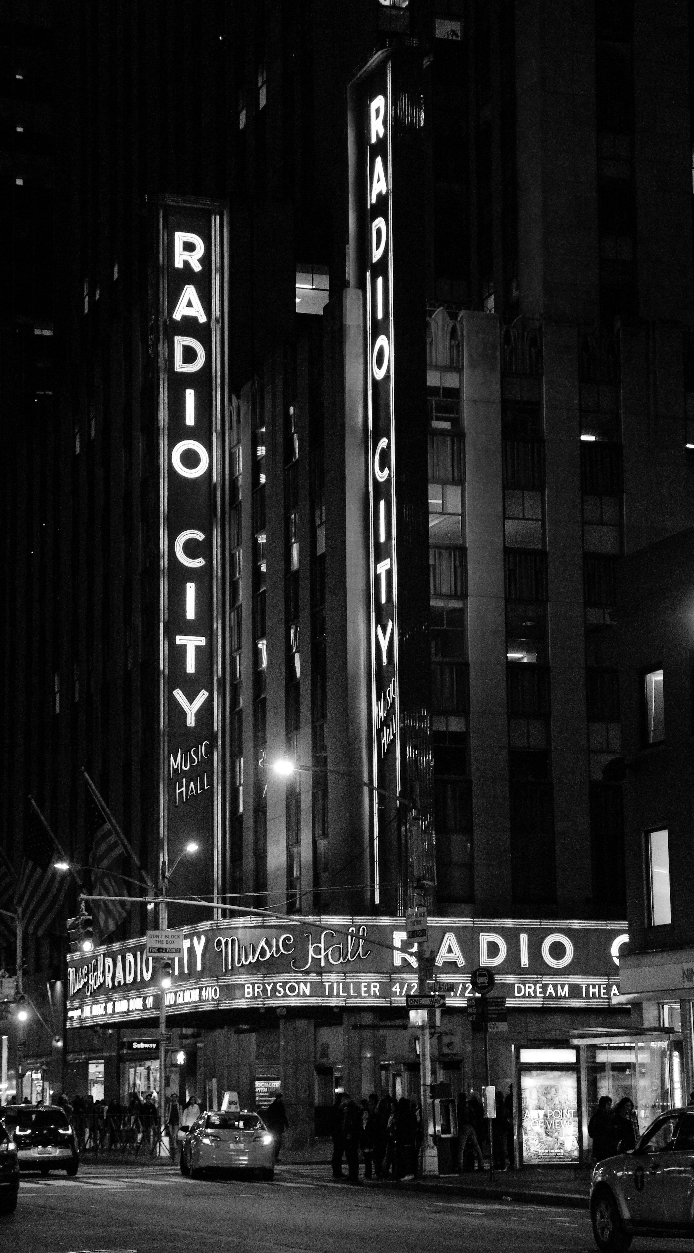 radio city music hall - midtown