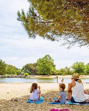 Camping Bassin d'Arcachon
