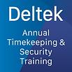 Annual Timekeeping & Security Training