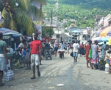 Cap-Haittien Haiti, The journey begins