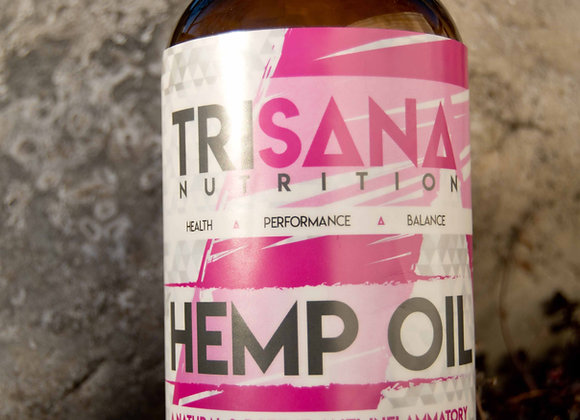 Canine Hemp Seed Oil