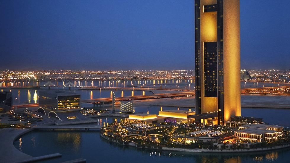 BAHRAIN BAY - THE WHARF AND THE PARK