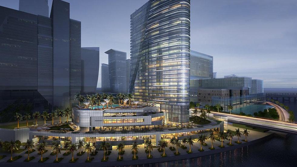 ROSEWOOD HOTEL, ABU DHABI - UAE