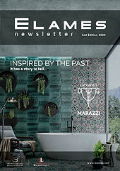 Elames Newsletter Magazine (2nd Edition
