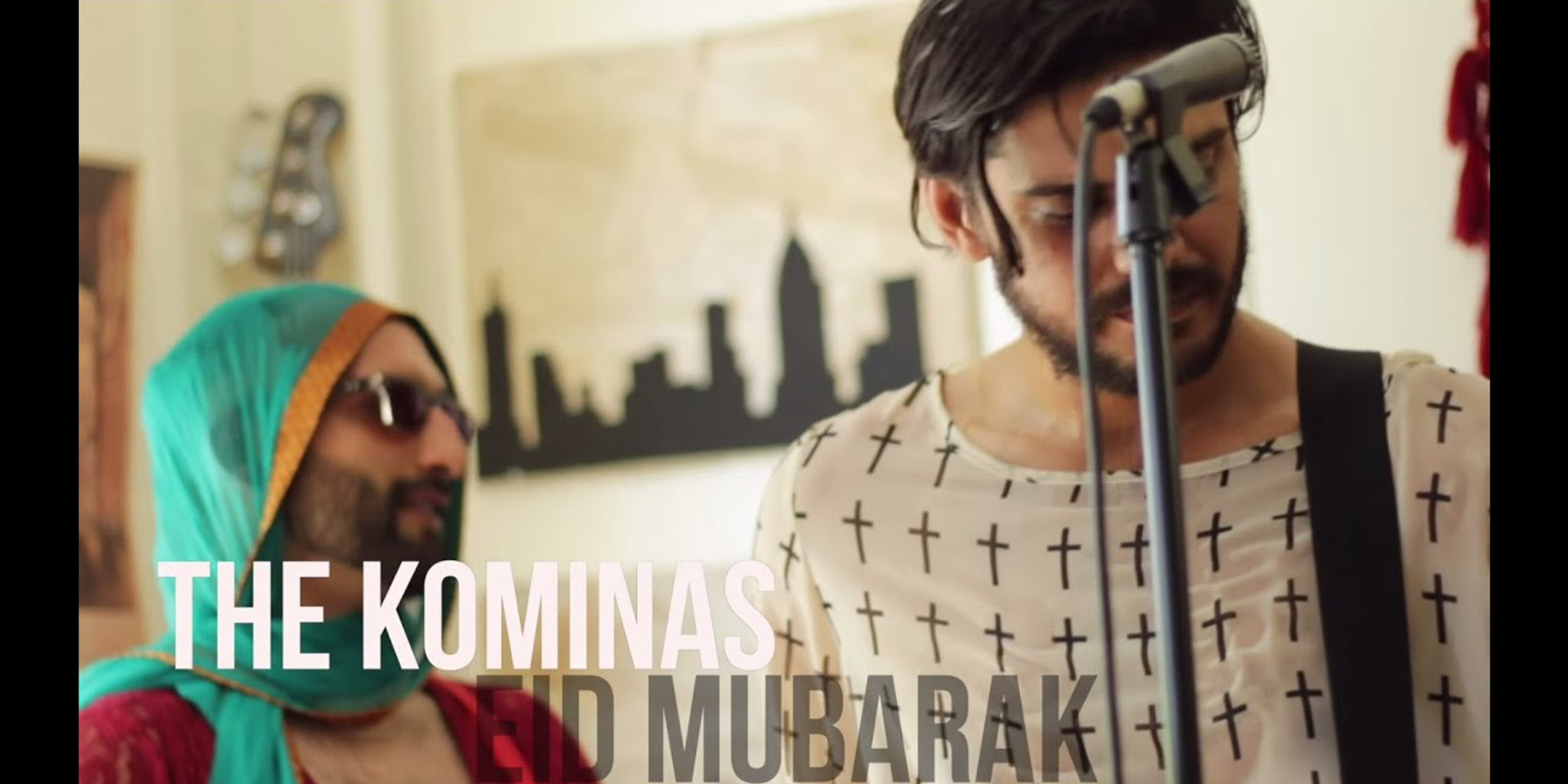 "The Kominas - ""Eid Mubarak"" 
