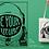 Thumbnail: BE YOUR FUTURE Tote Bag