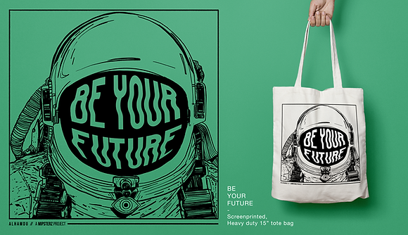 BE YOUR FUTURE Tote Bag