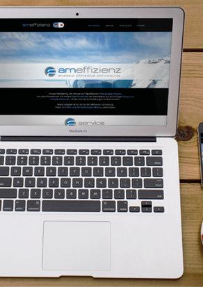 Homepage AM Effizienz