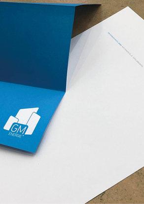 Briefpapier, Geschäftsausstattung