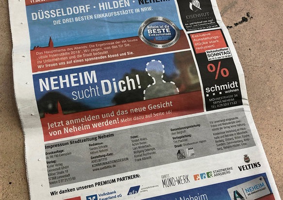 Aktive Neheim - Modelsuche