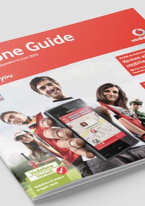 Vodafone Guide