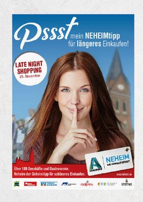 Aktive Neheim - Kampagne PSSST