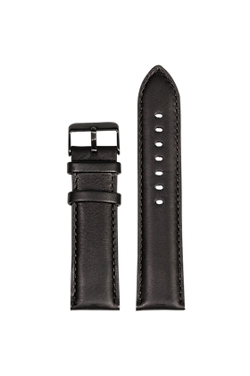 AM70 / Leder - schwarz | 24mm