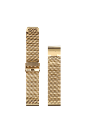 AM40 / Mesh - gold | 18mm