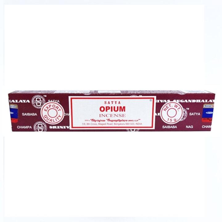 Satya Opium Incense Sticks 15g