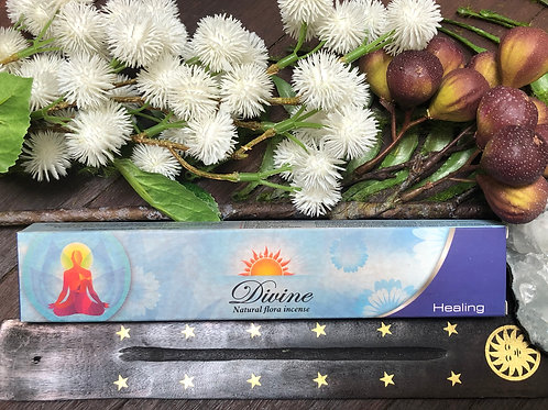 Sandesh Divine Healing Incense Sticks 15g