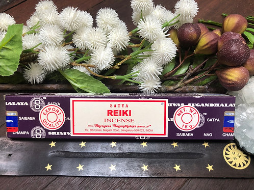 Satya Nag Champa Reiki Incense Sticks 15g
